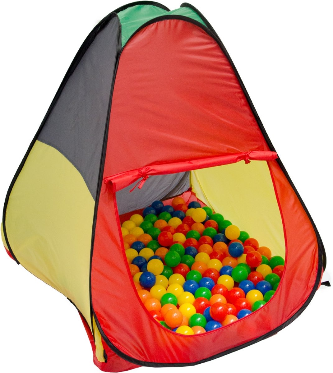 Speel Tent Pop Up Ball Bath Tent Jasper