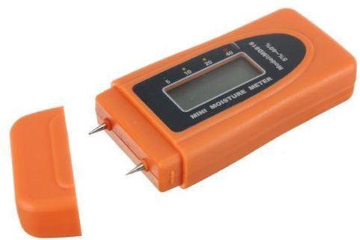 Houtvochtmeter inclusief batterij - 85x400 cm - Voor hout en bamboe kopen