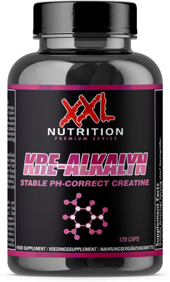 XXL Nutrition - Kre-Alkalyn - 120 caps - Speciale Creatine kopen