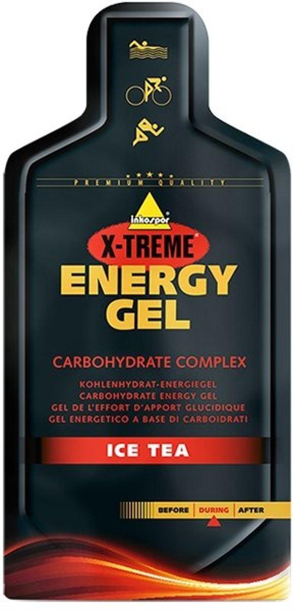 Inkospor ice te energy gels 24stuks 40gram kopen