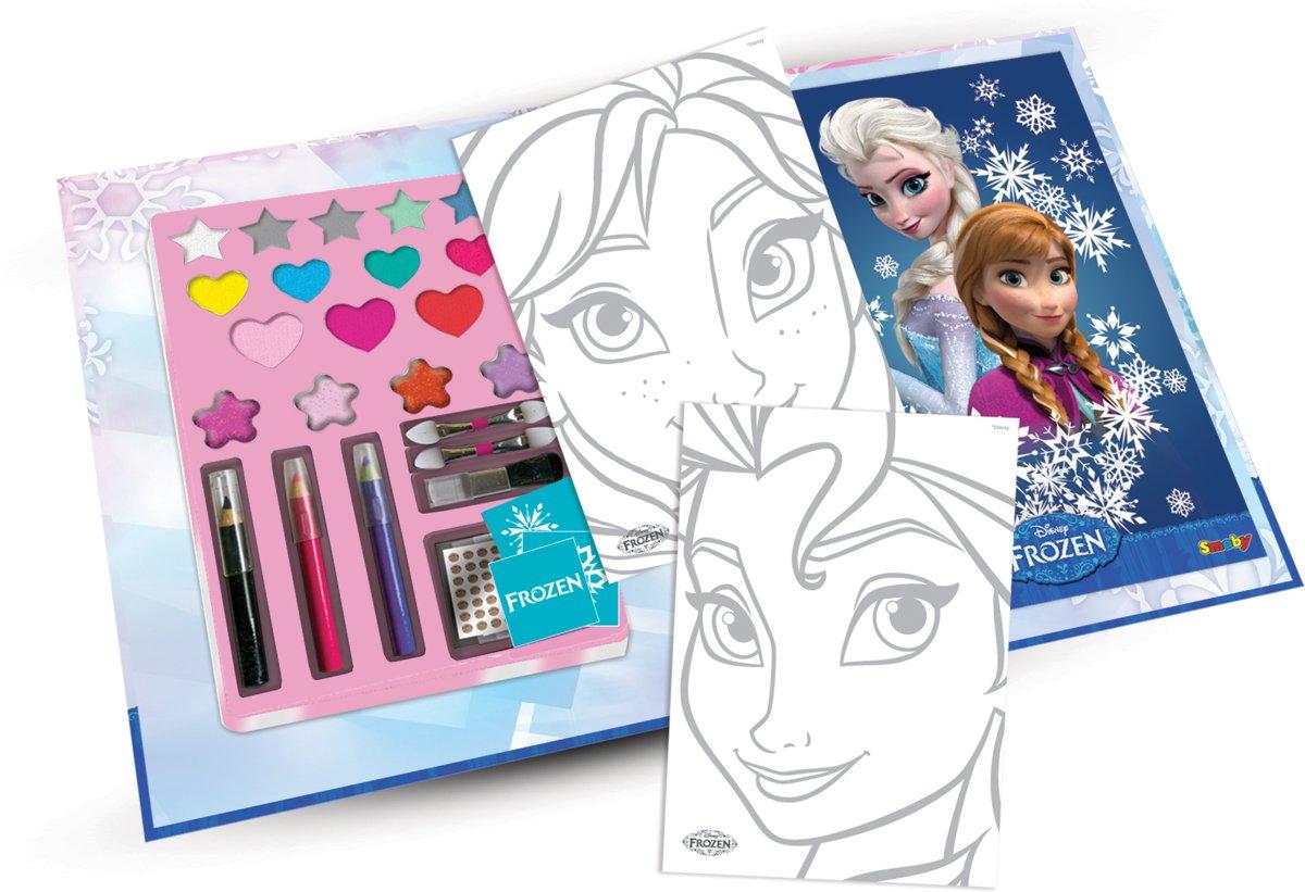 Disney Frozen - Make-up boek