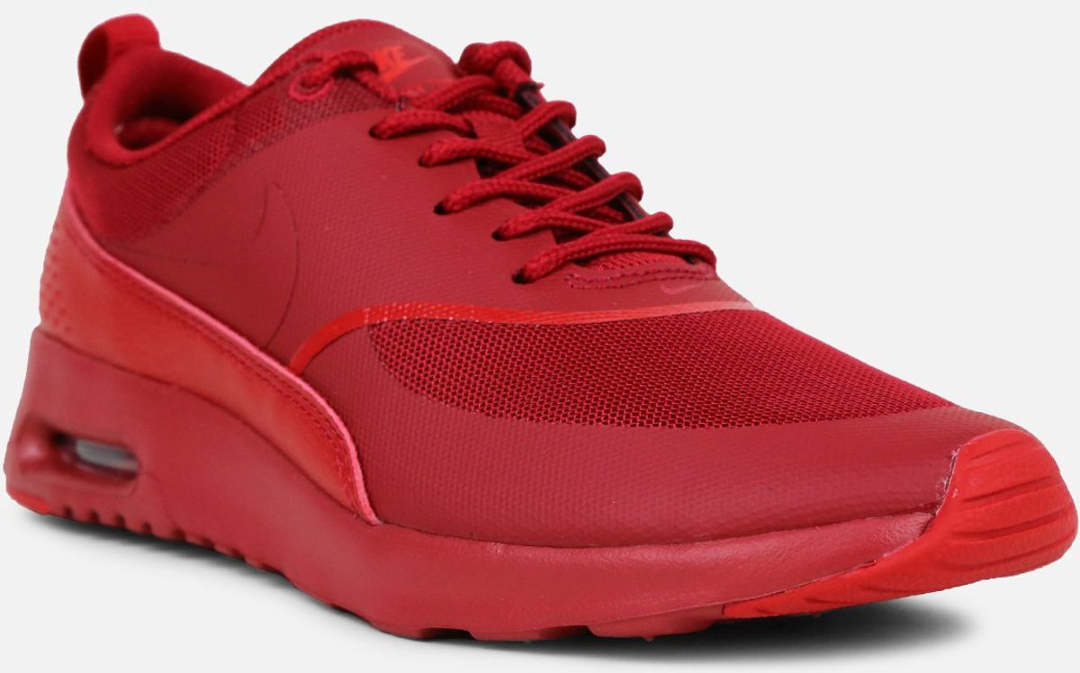 Nike Air Max Thea Grijs Geel