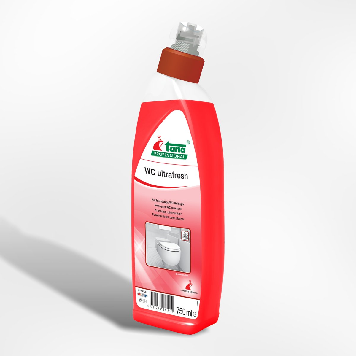 Tana WC ultrafresh - Toiletreiniger - 750 ml kopen