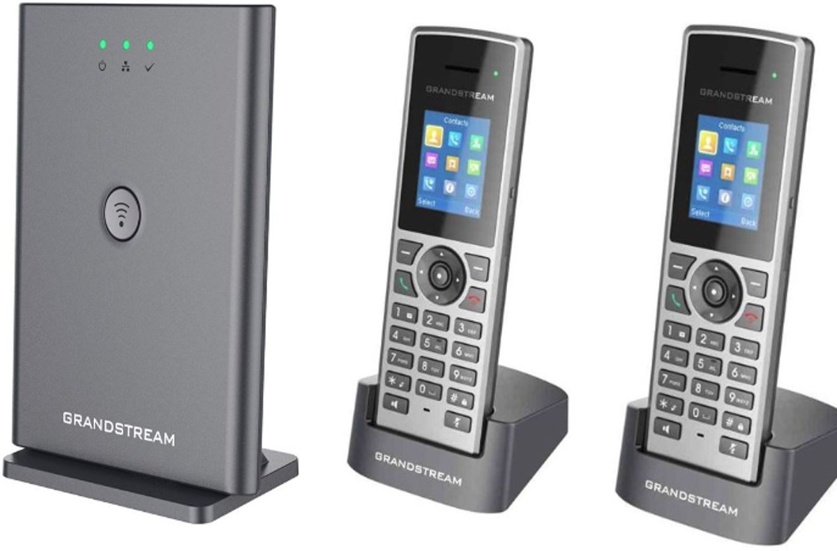 Grandstream Networks DP752 DECT IPDuo(nieuw) kopen