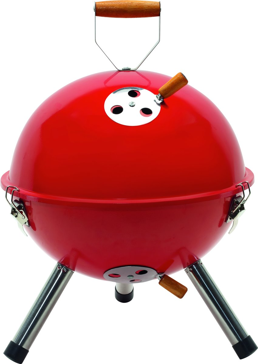 Tafel Barbecue YoPromo Rood kopen