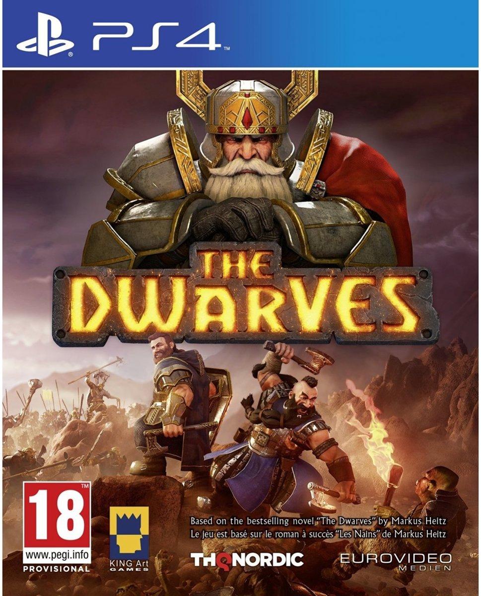 The Dwarves PlayStation 4