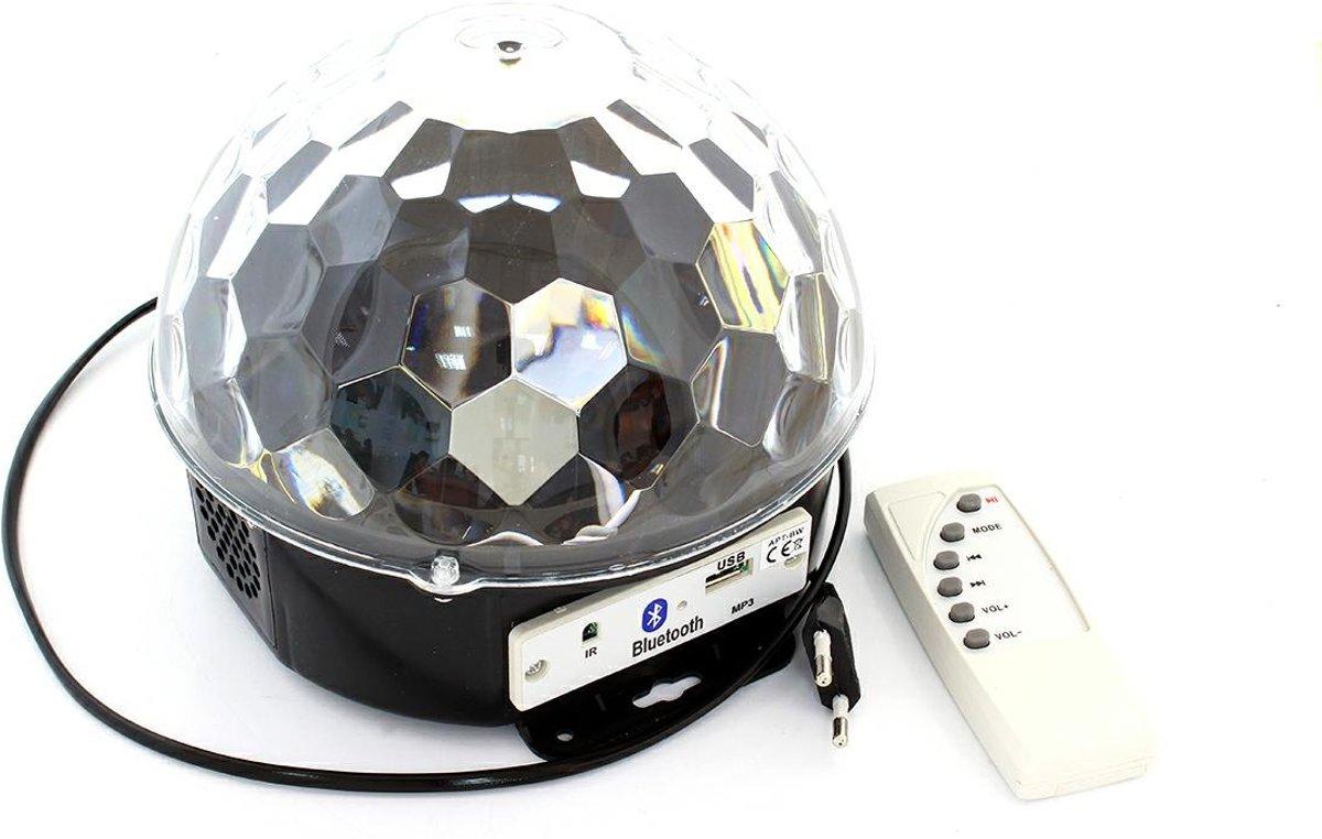 DISCO MP3 BLUETOOTH-PROJECTOR kopen