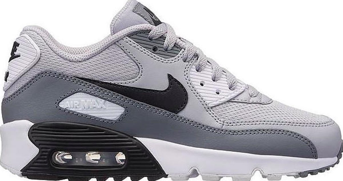 nike air max 90 wit zwart