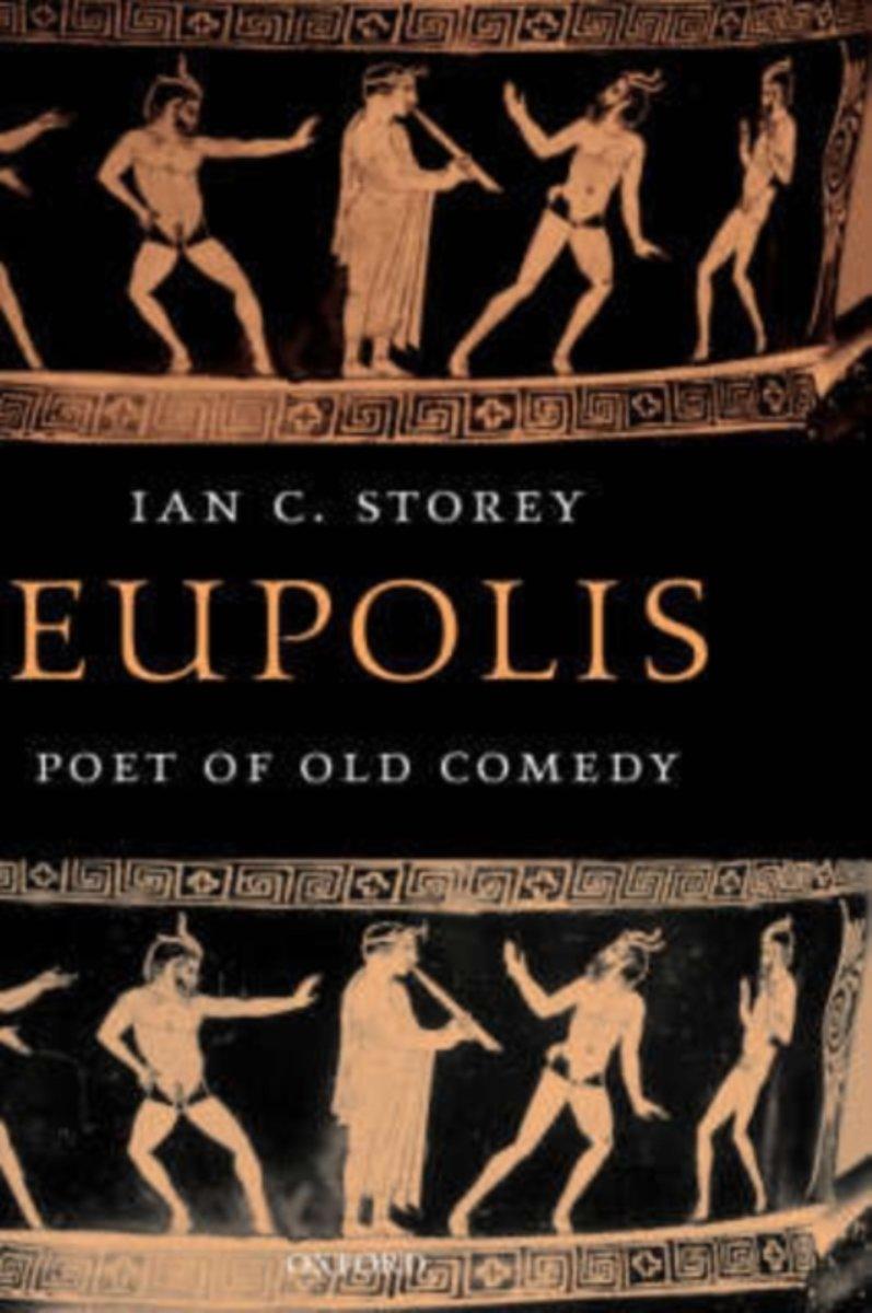 Image of: Funny Bolcom Eupolis Poet Of Old Comedy 9780199259922 Ian C Storey Boeken San Pedro Calendar Bolcom Eupolis Poet Of Old Comedy 9780199259922 Ian