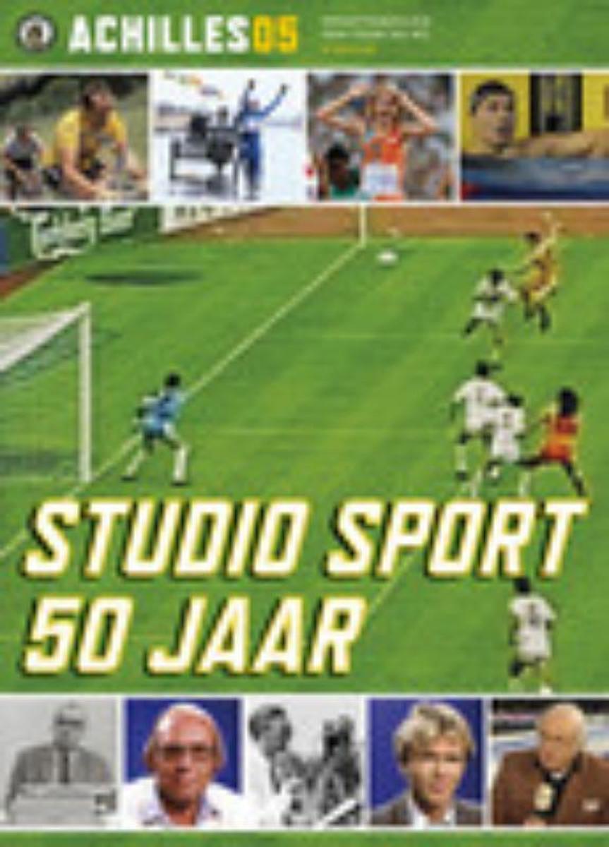 studio sport 50 jaar bol.| Studio Sport 50 jaar, Diversen | 9789020412543 | Boeken studio sport 50 jaar