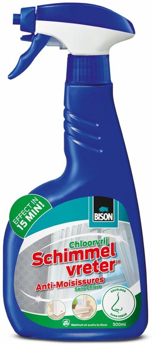 Bison Schimmelvreter Chloorvrij Spray 500ml Flacon kopen