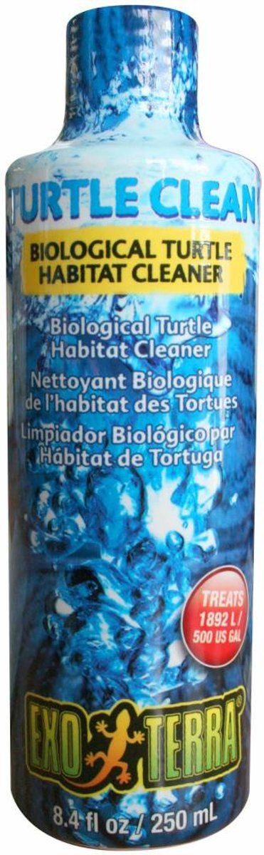 Exo Terra Turtle Clean 120 ml reinigingsmiddel voor waterschildpadden