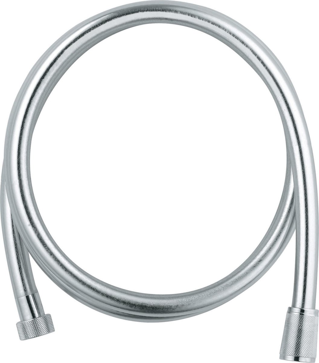 GROHE VitalioFlex Silver Doucheslang - 175 cm - Chroom kopen