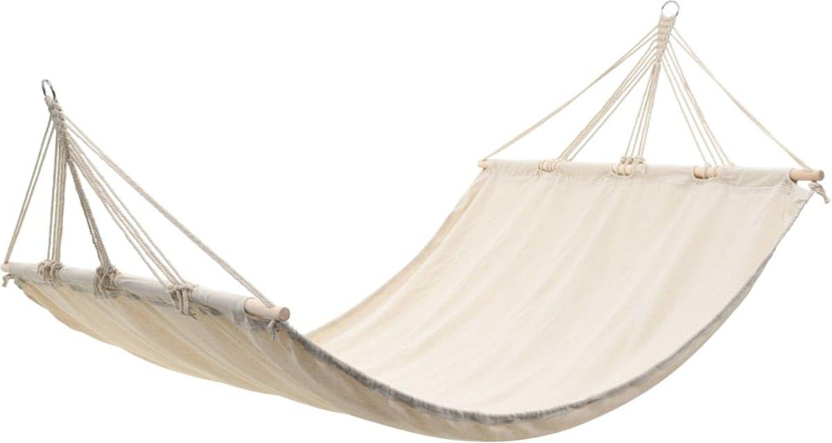 vidaXL - Hangmat Hangmat 210 x 150 cm (crème)