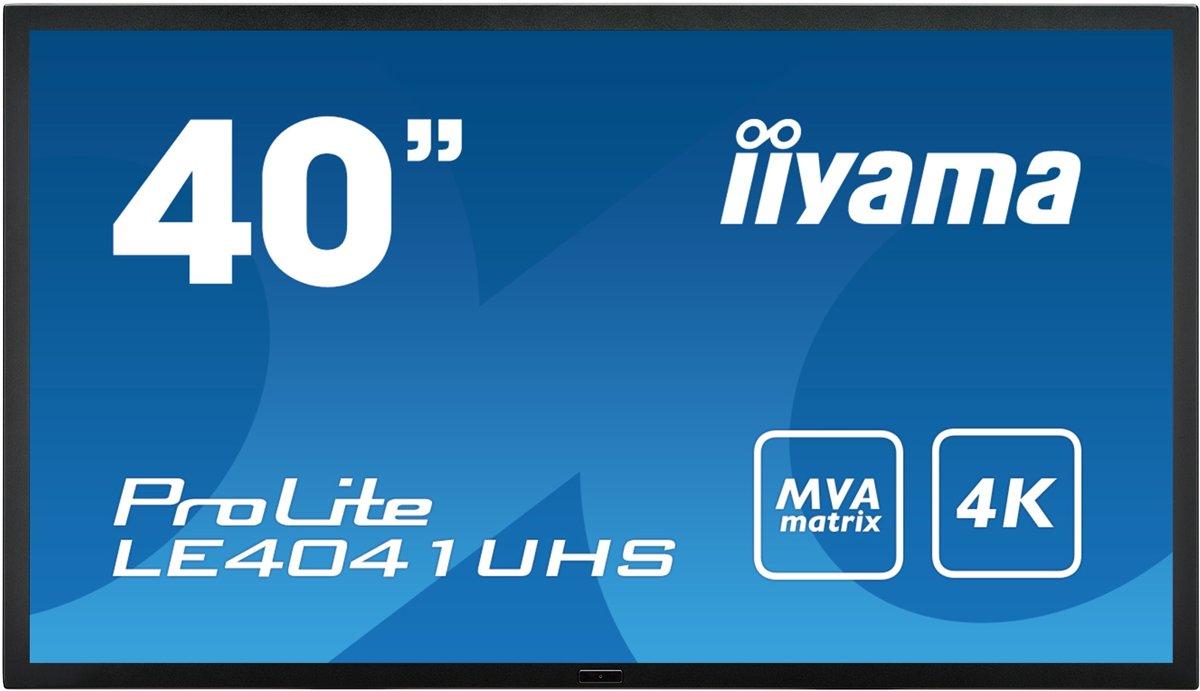 Iiyama ProLite LE4041UHS-B1 - 4K Monitor kopen