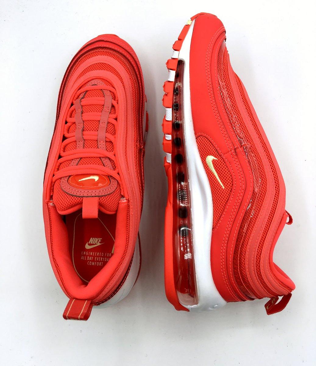 Nike Air Max 97 SE CI9091 600 Sneakers Dames Maat 37.5