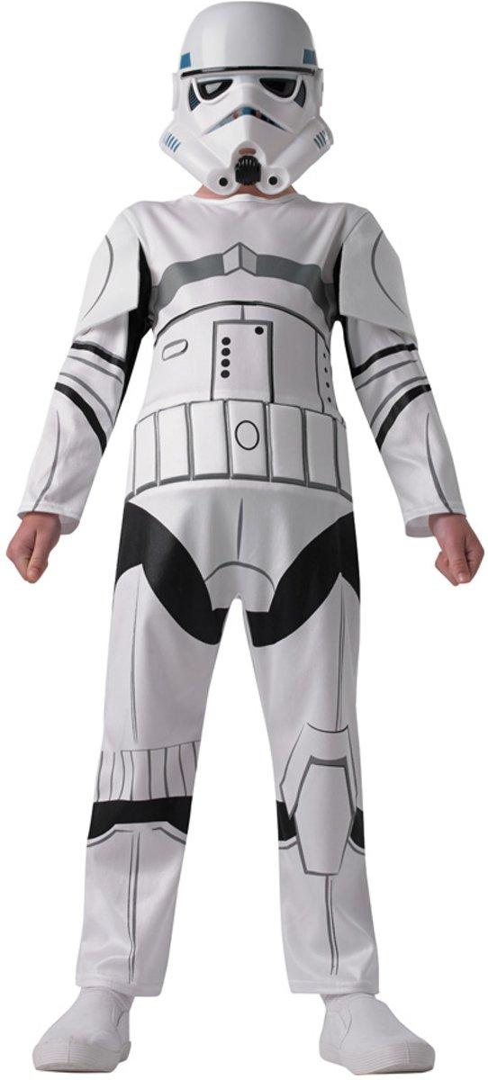 Carnaval kostuum Star Wars Stormtrooper 7/8 jaar
