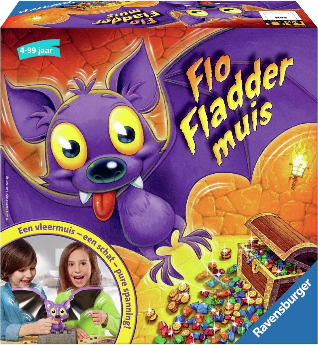 Ravensburger Flo Fladdermuis voor €9,99