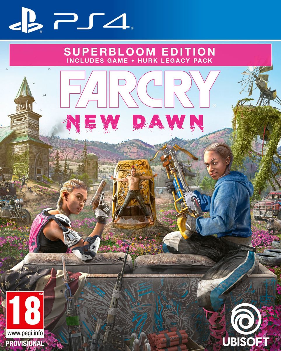 Far Cry New Dawn Superbloom Edition PlayStation 4