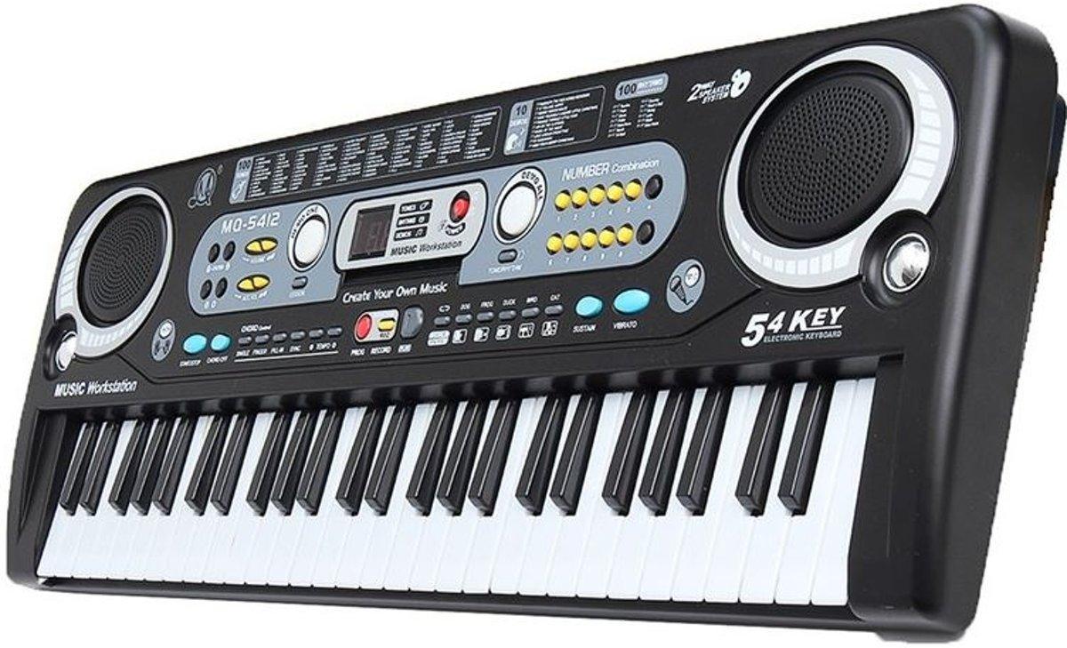 Academy Of Music Keyboard Digitaal 54 Toetsen