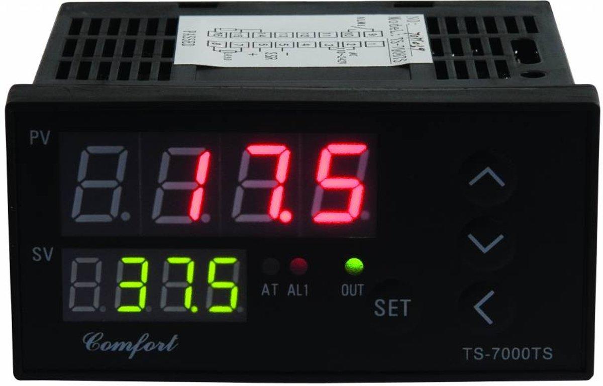 Digitale proportionele thermostaat (inbouw)