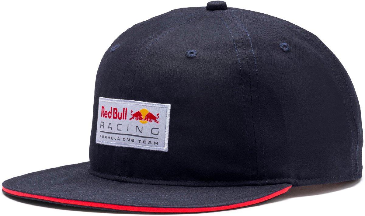 PUMA Red Bull Racing Pet Lifestyle Flatbrim Unisex - Night Sky