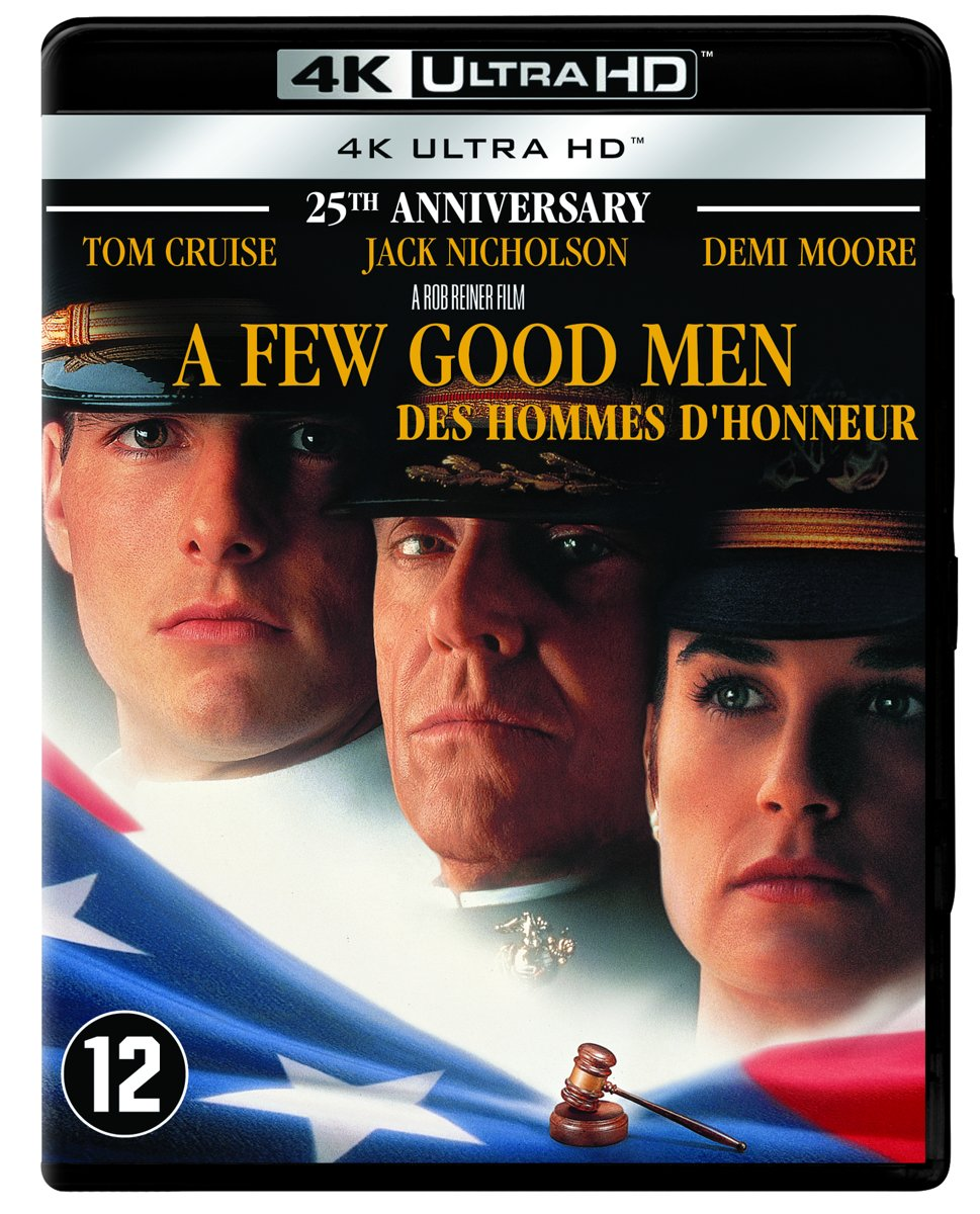 A Few Good Men (4K Ultra HD Blu-ray)-
