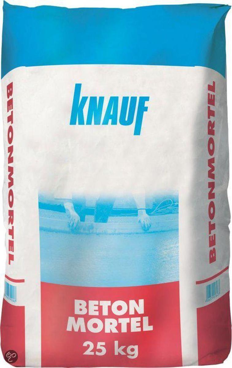 Knauf Betonmortel 25 KN - 25 kg kopen