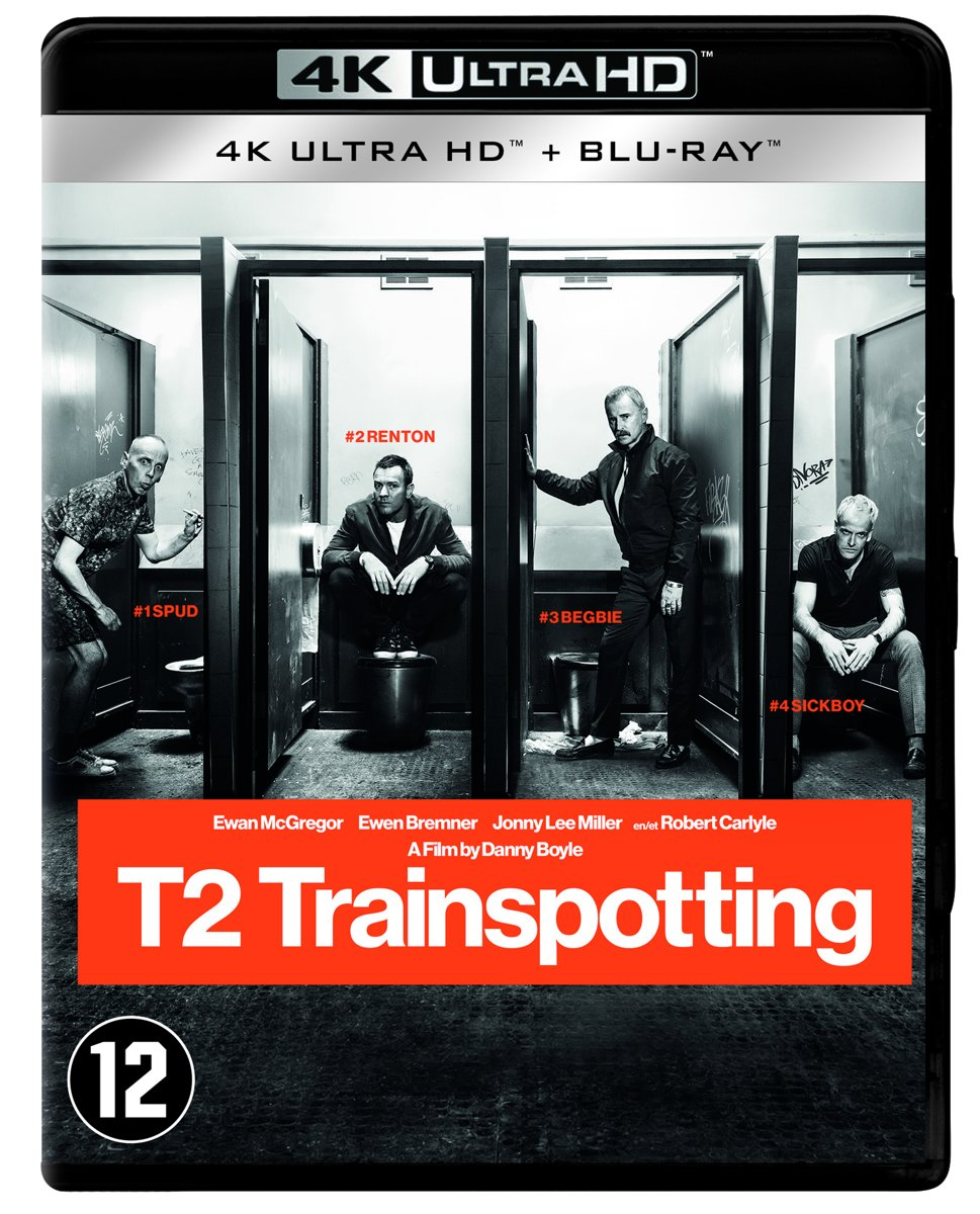 T2: Trainspotting (4K Ultra HD Blu-ray)-