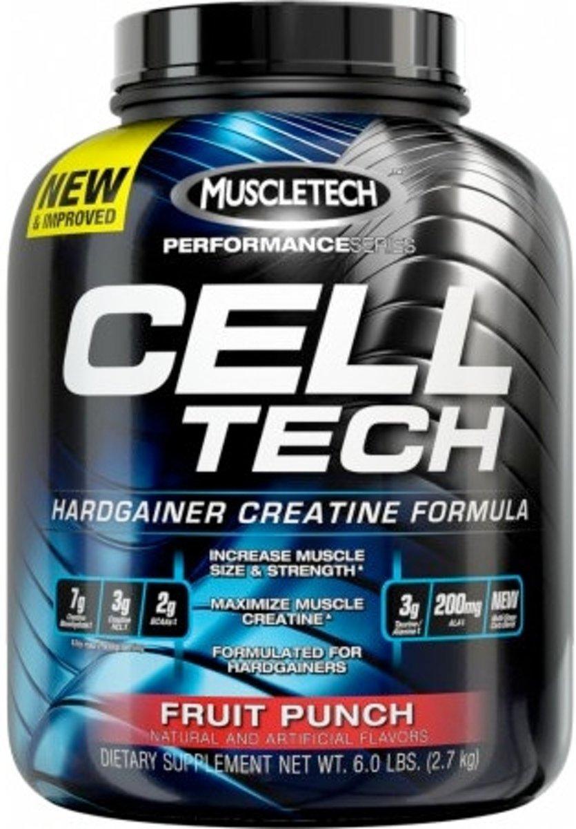 Muscletech Cell-Tech - 2720 gram - Orange kopen