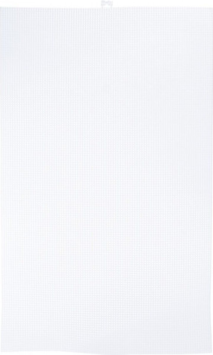 Afbeelding van product Darice • Plastic stramien 34x55cm Ultra-stiff Mesh:7