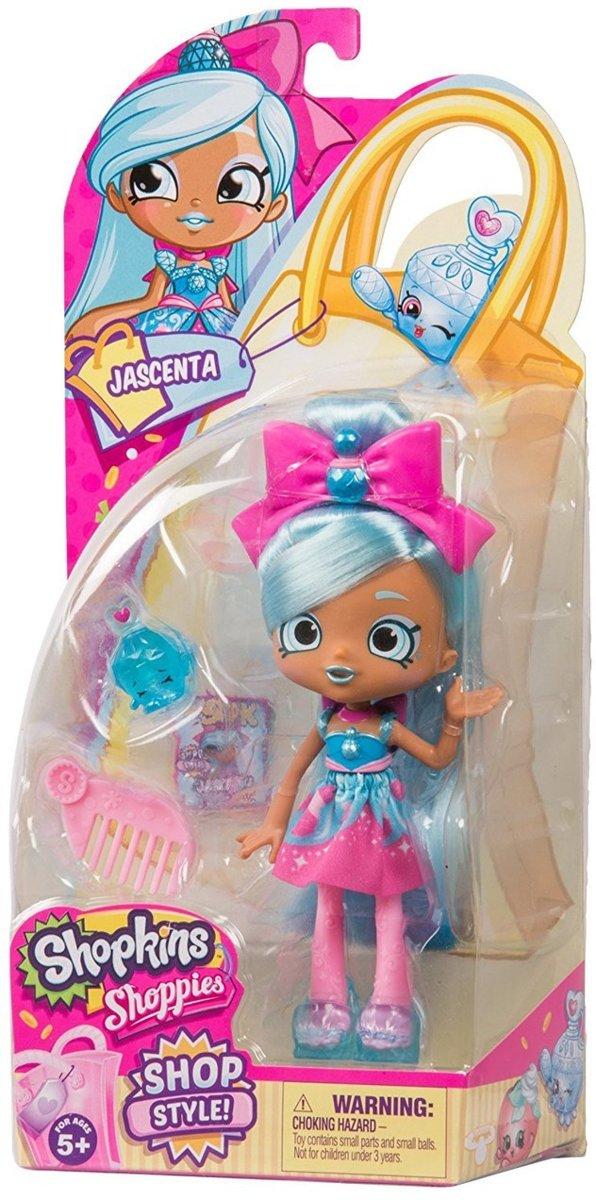 Shopkins Shoppies Shop Style! Jascenta Doll Figure