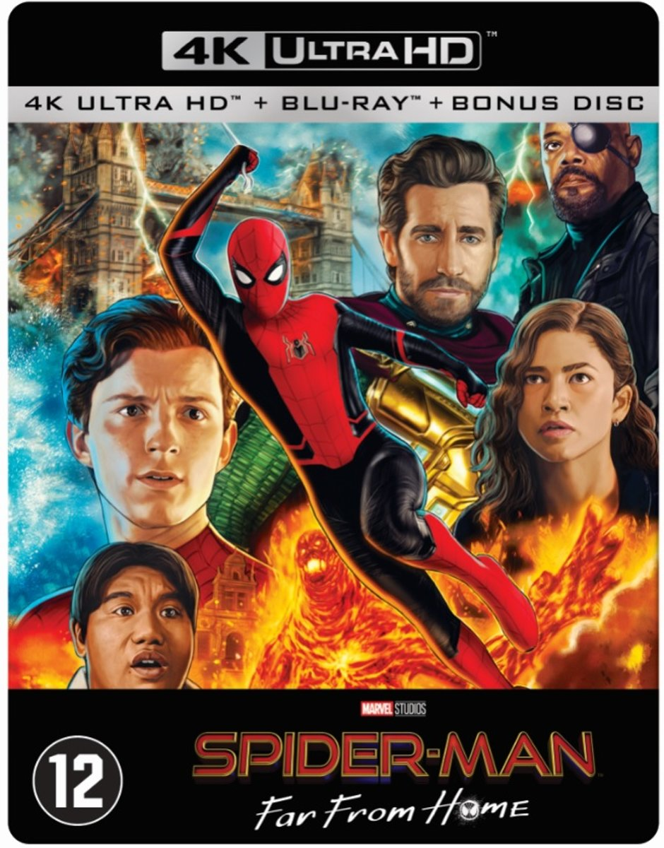 Spider-Man: Far From Home-
