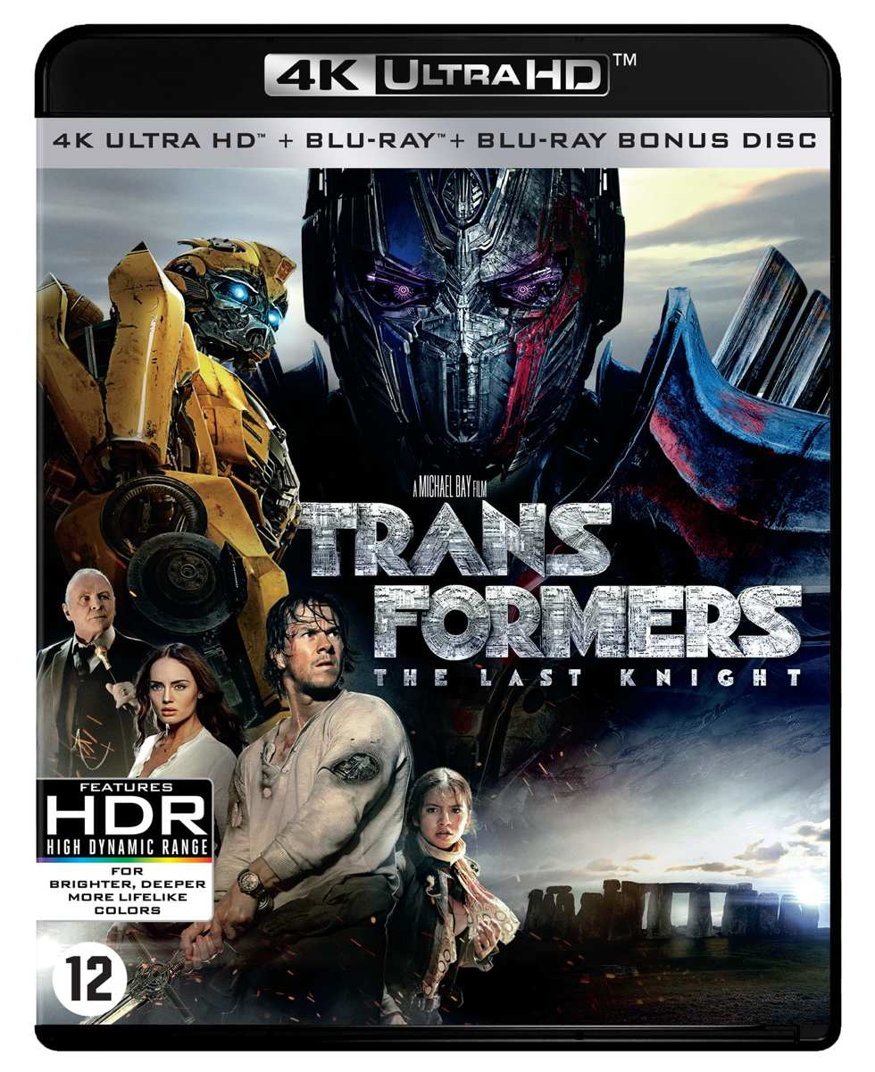 Transformers 5 : The Last Knight (4K Ultra HD Blu-ray)-