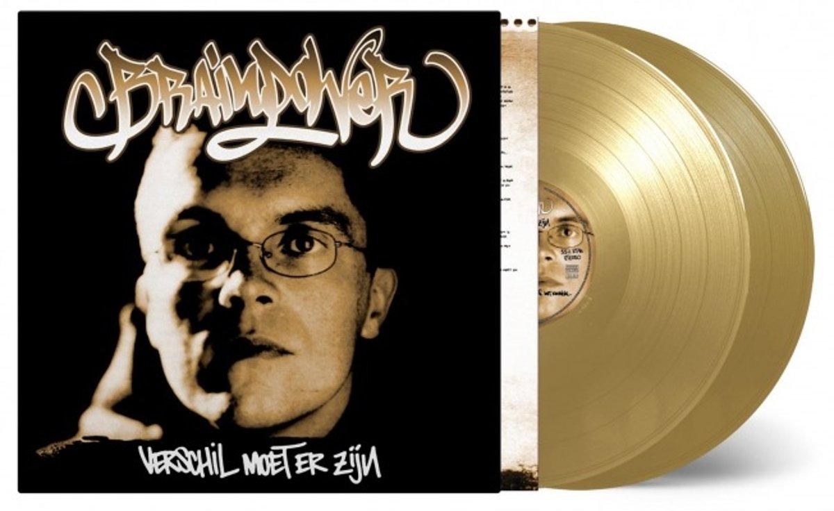 Brainpower - VERSCHIL MOET ER ZIJN -HQ | Vinyl kopen