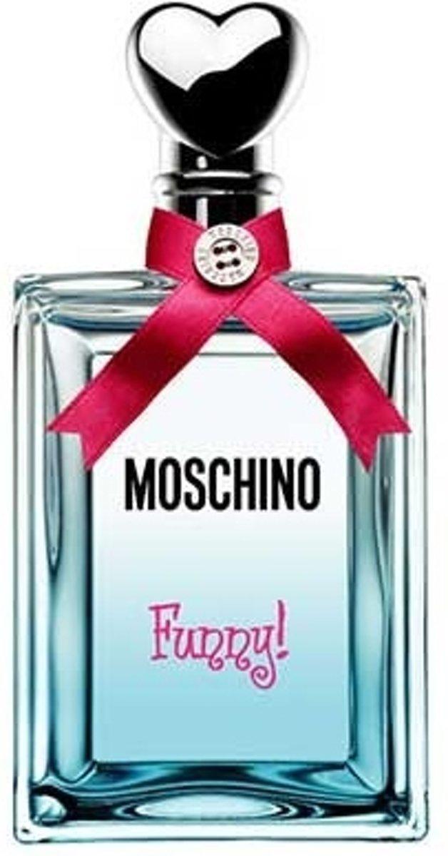 MULTI BUNDEL 3 stuks Moschino Funny Eau De Toilette Spray 25ml kopen