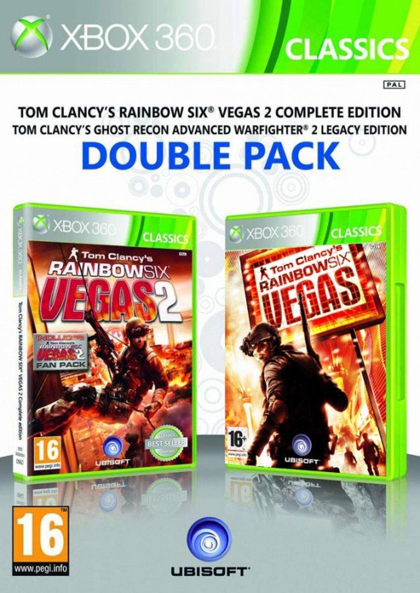 Compilation Rainbow Six Vegas 1 + 2 (X360) kopen