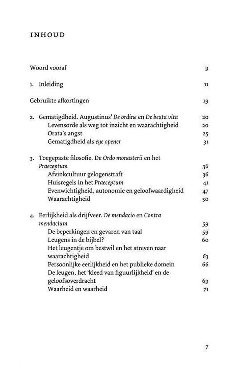Bolcom Waarachtigheid Paul Van Geest 9789021142777 Boeken