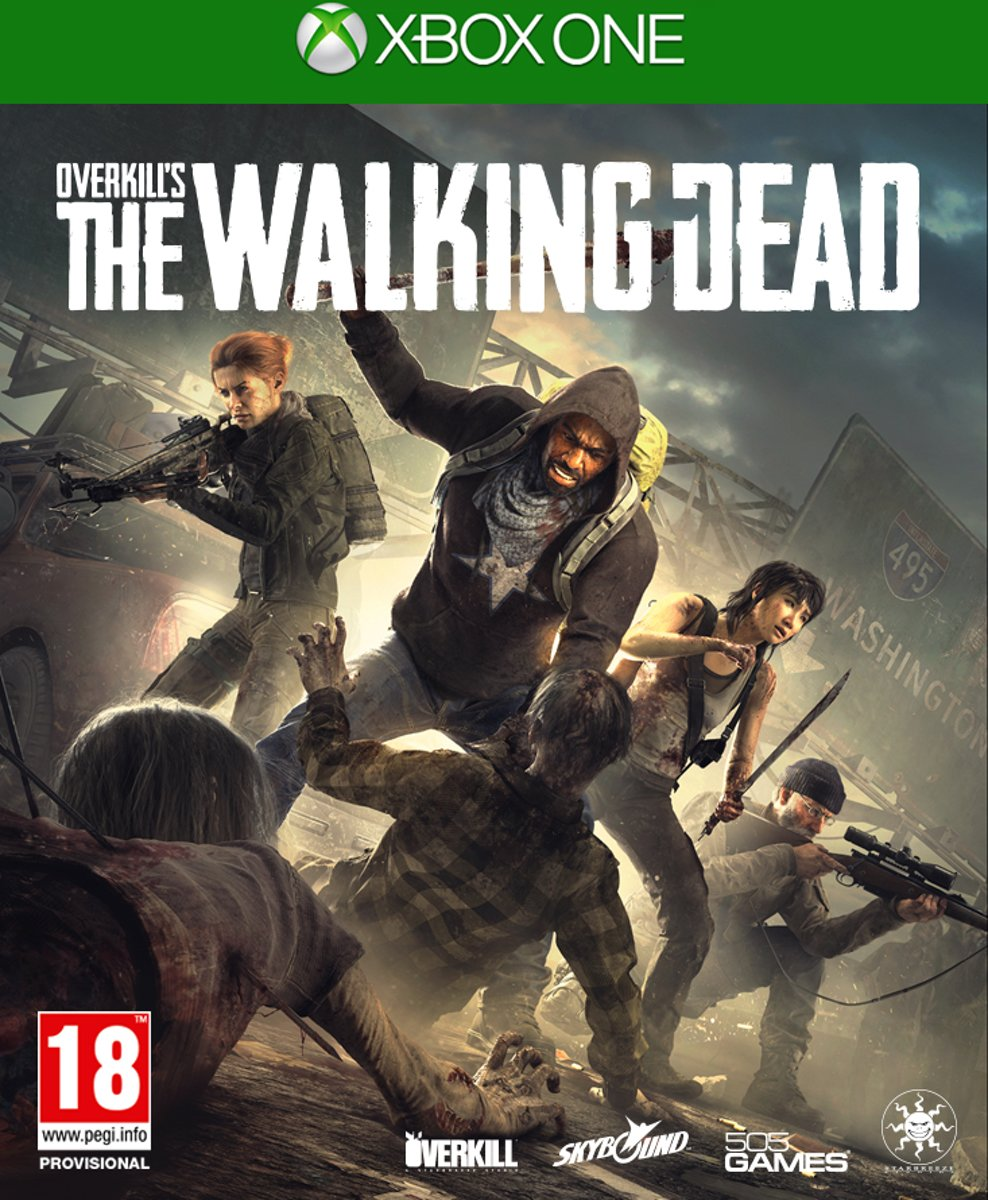 OVERKILL's The Walking Dead Xbox One kopen