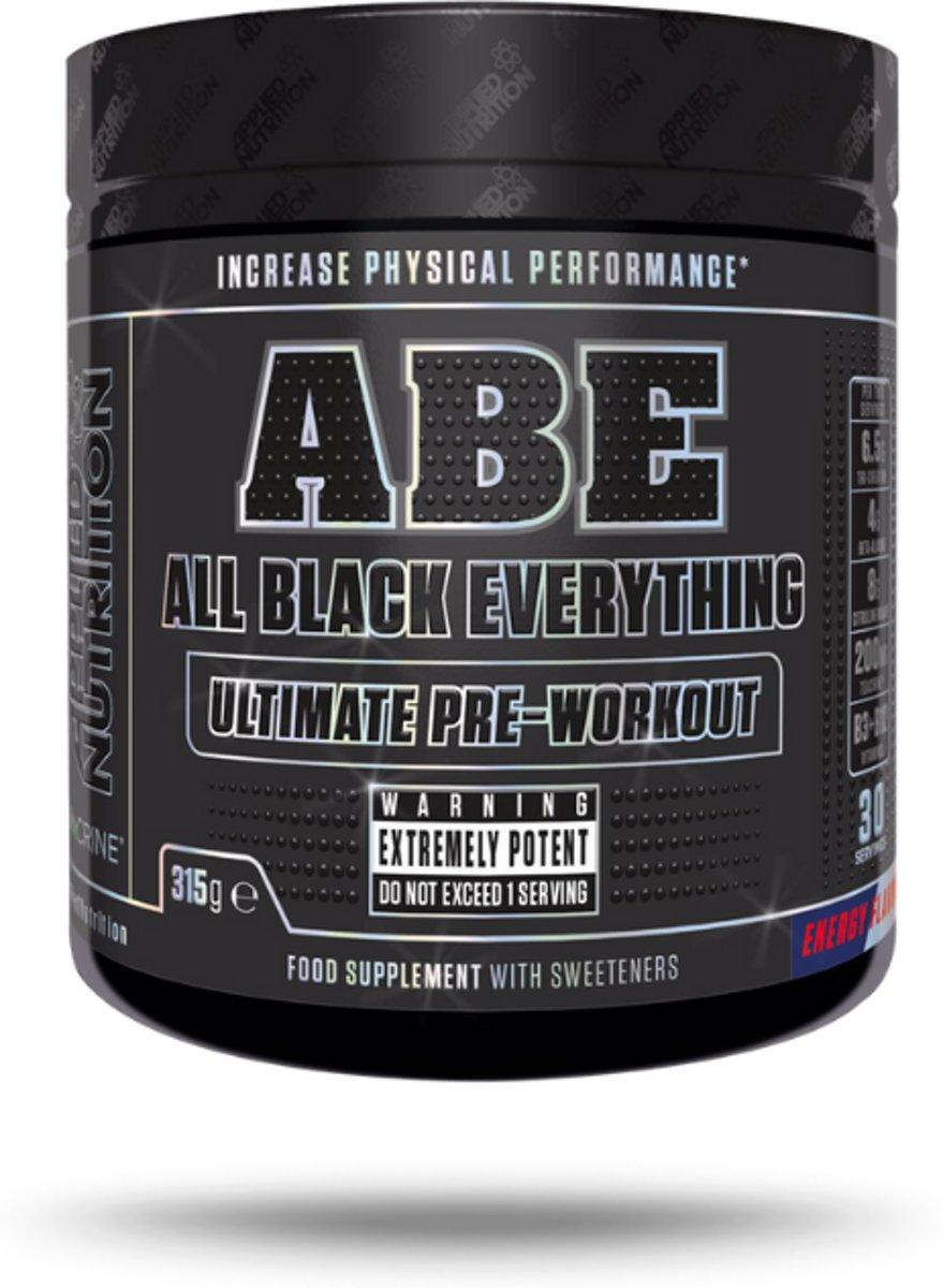 Foto van ABE - Applied Nutrition - Icy Blue Razz