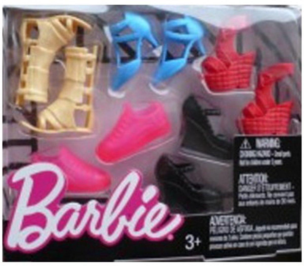 Barbie Accessoires - Schoenen - Hakken
