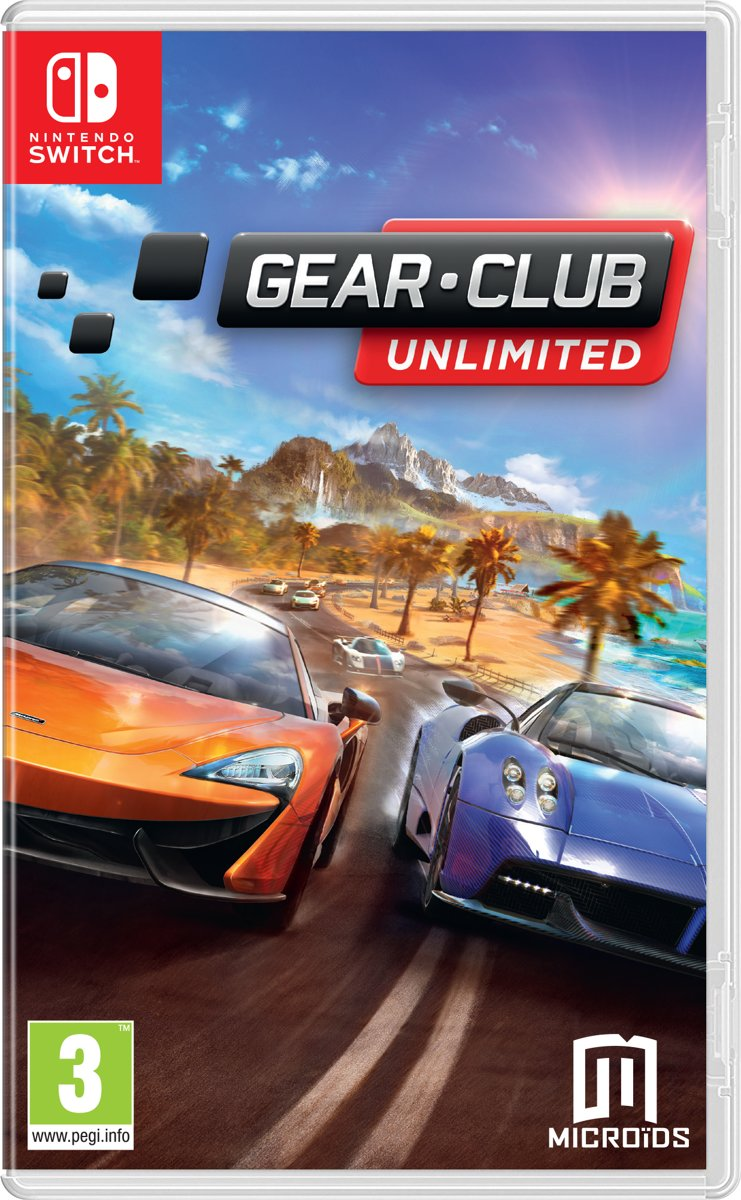 Gear Club Unlimited Switch