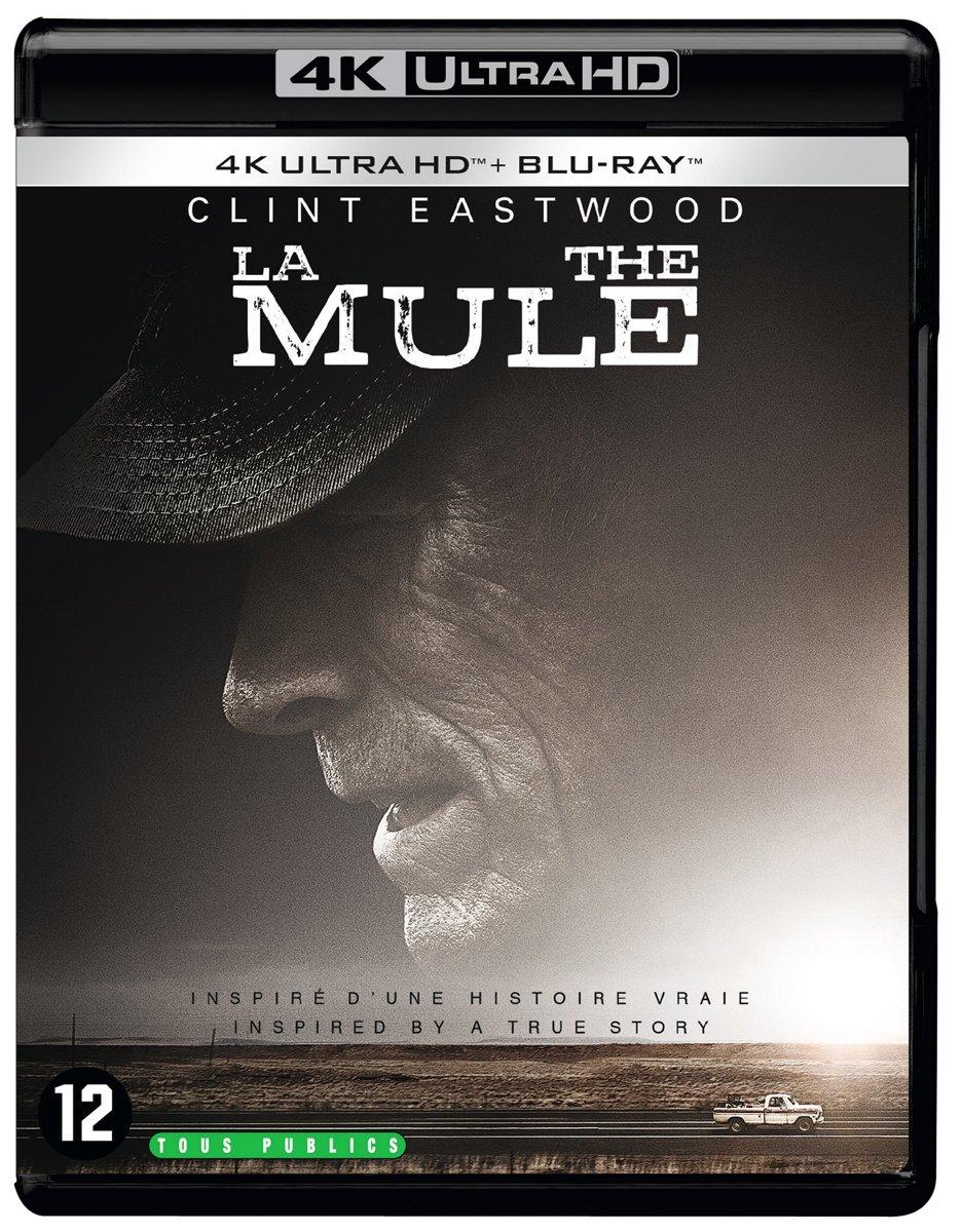 The Mule (4K Ultra HD Blu-ray)-
