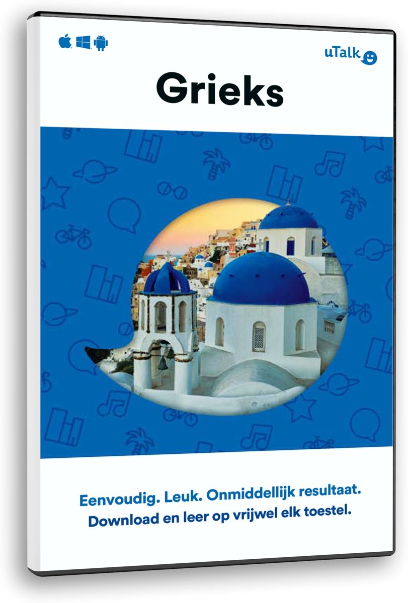 uTalk - Taalcursus Grieks - Windows / Mac / iOS / Android kopen