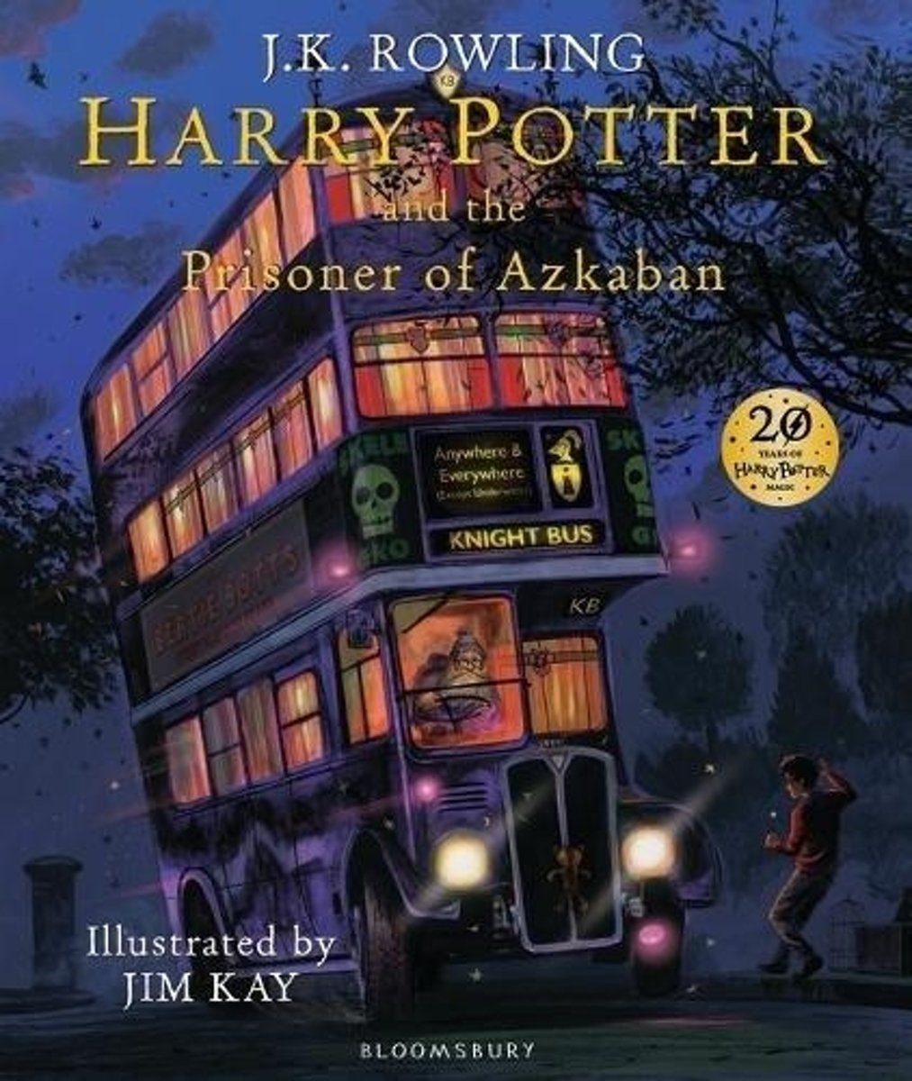 Bolcom Harry Potter 3 Harry Potter And The Prisoner Of
