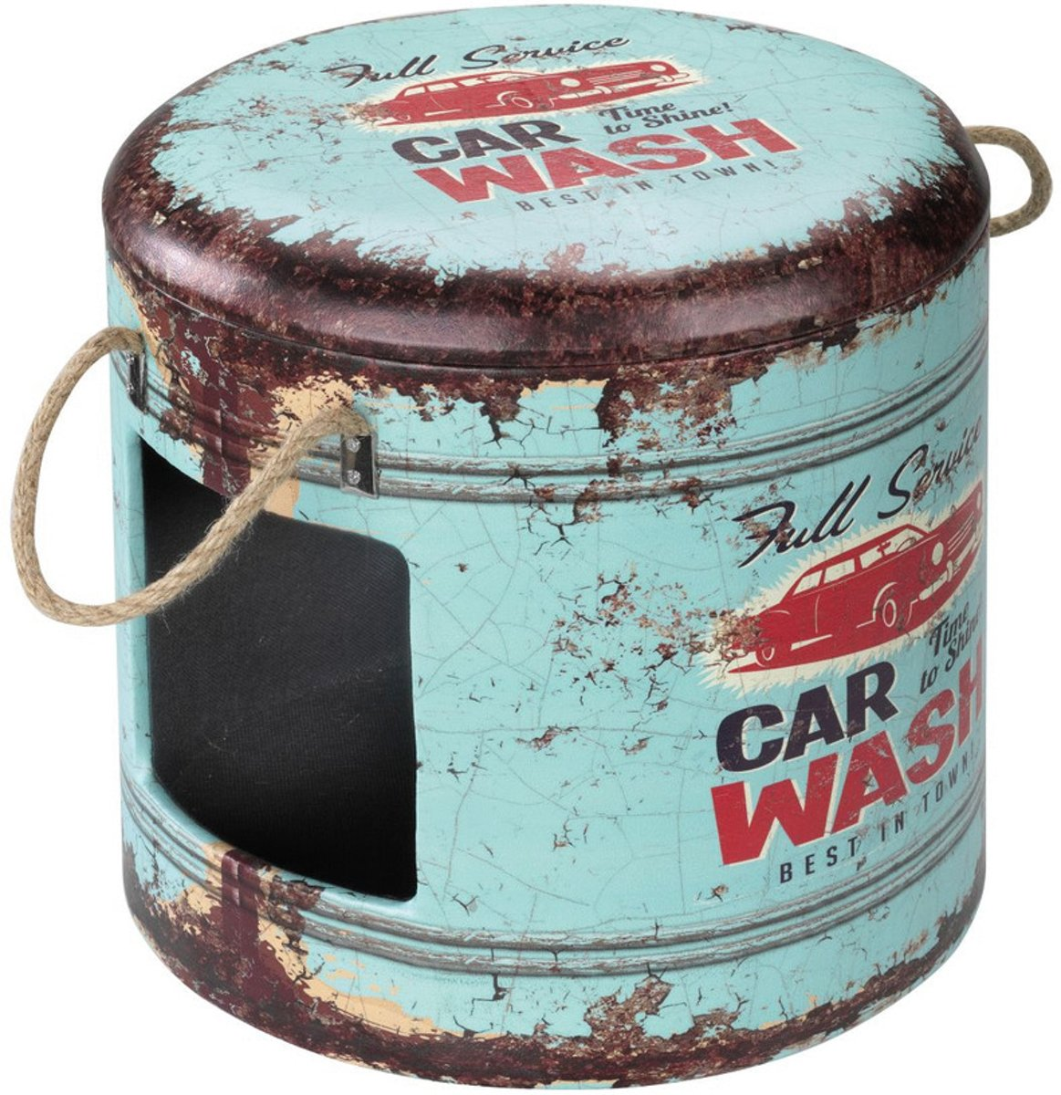 D&D Home Collection Petbo x  Car Wash Dierenmand  35 x 34 cm