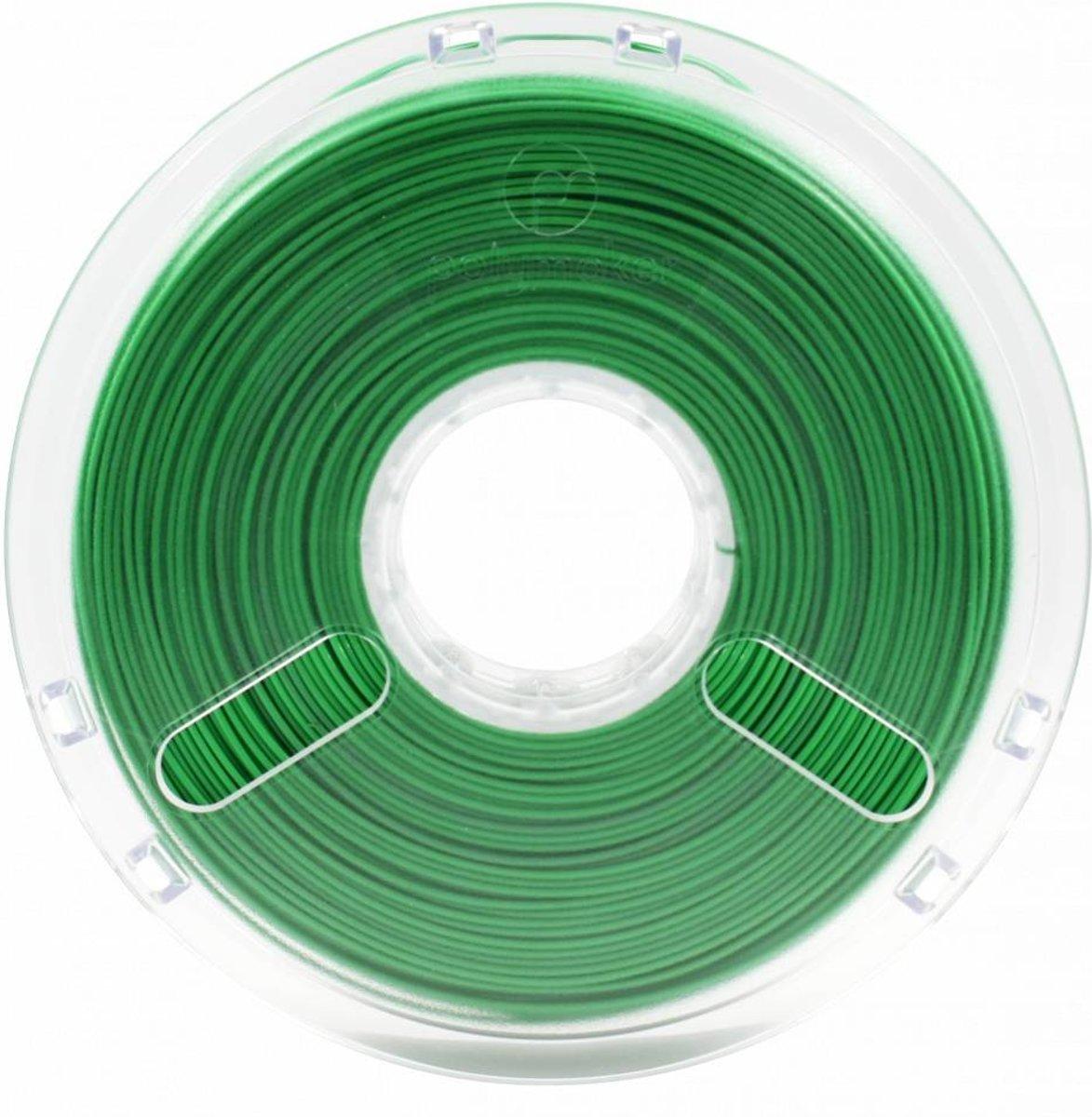 Polymaker Filament voor 3D-printer PolyMax PLA Jam Free Technology 1.75 mm 0.75 kg - True Green