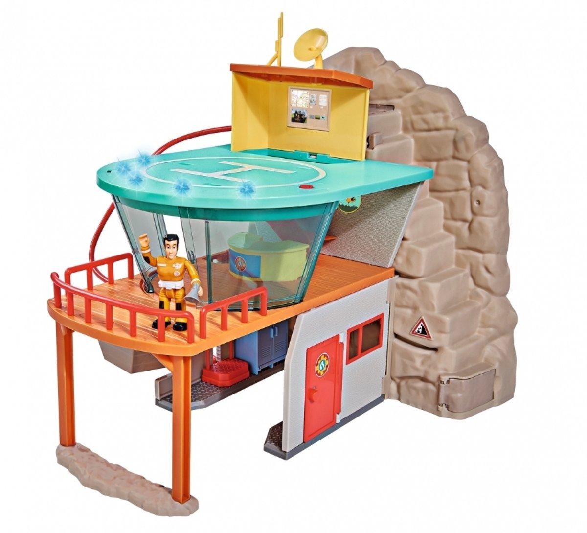 Bolcom Brandweerman Sam Speelfiguren Set Kopen Kijk Snel