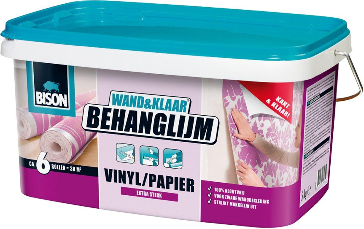 Bison Wand & Klaar Behanglijm Papierbehang / Vinylbehang - 5 kg kopen
