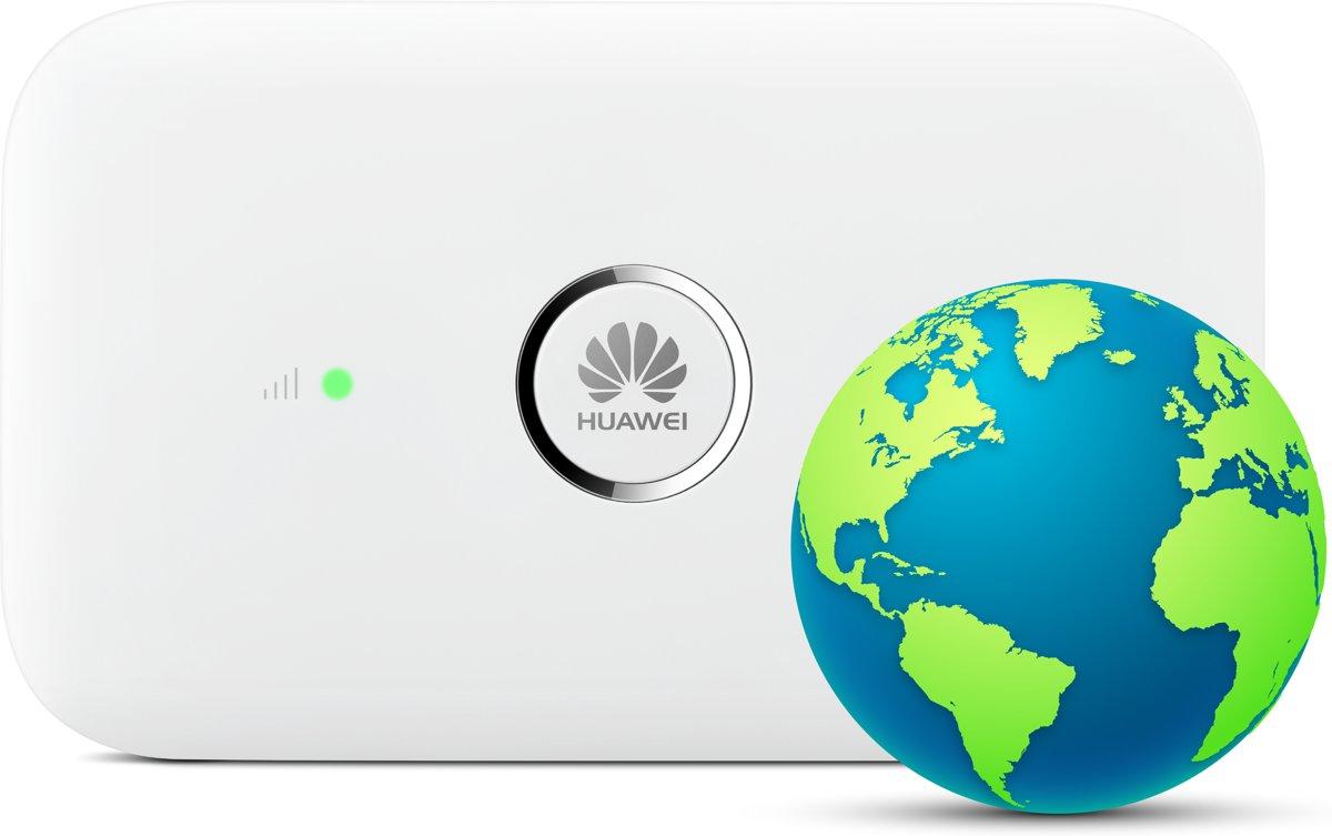 Keepgo mifi router + 4G LTE wereld simkaart (inclusief 1GB - 365 dagen geldig) kopen